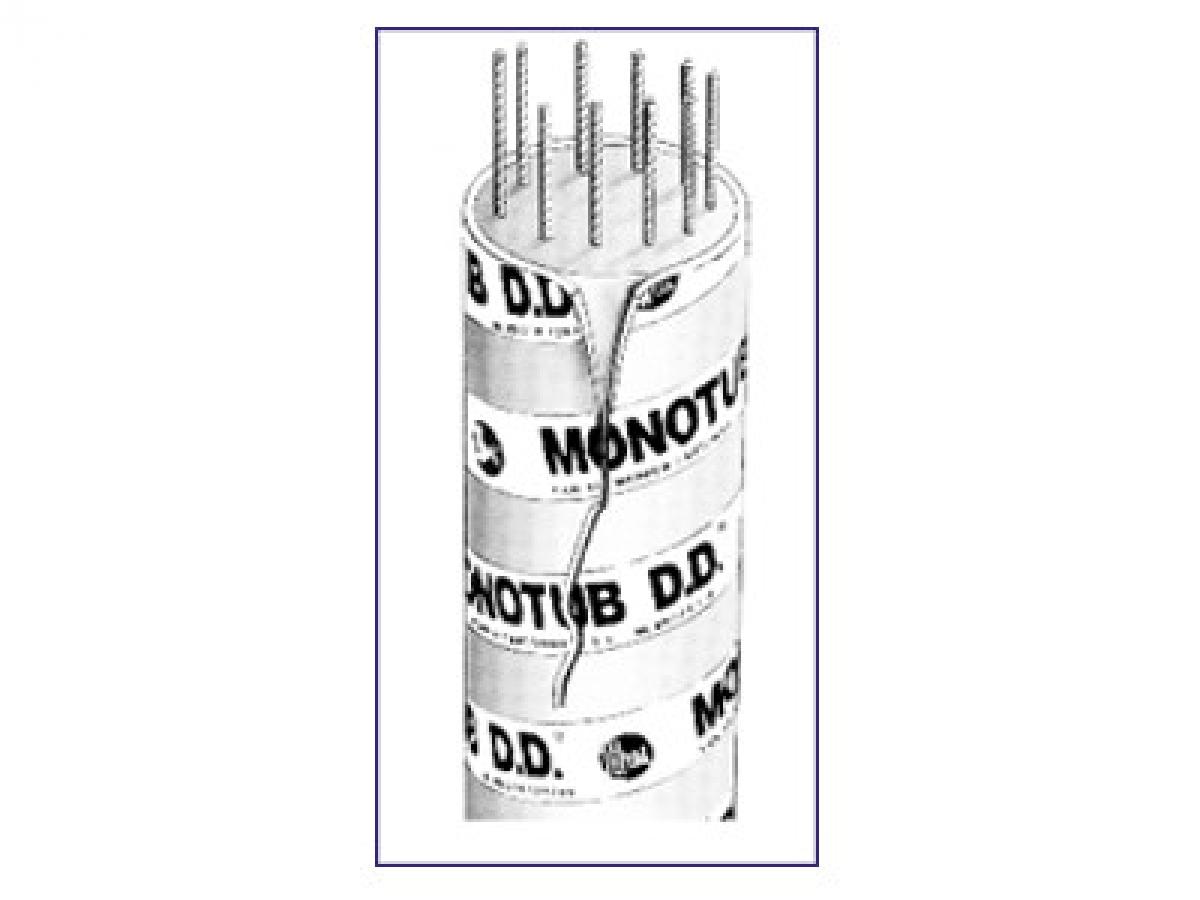 MONOTUB DD - Szalunki kartonowe - okrągłe gładkie